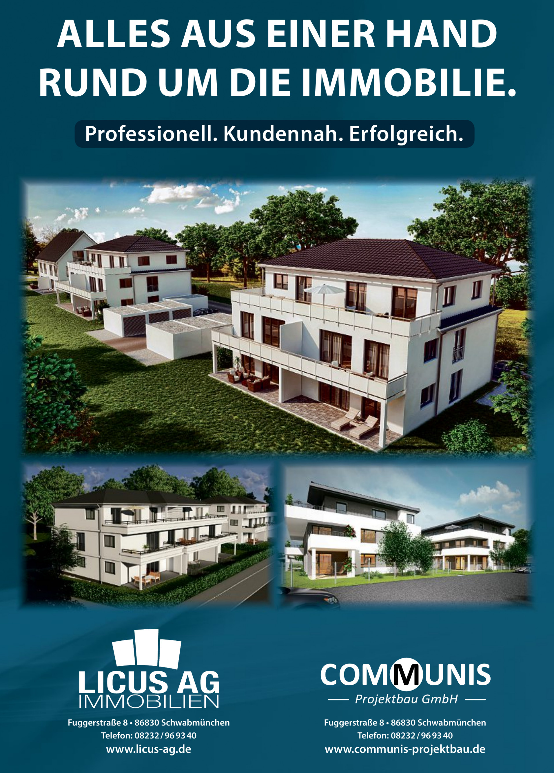Licus AG Immobilien