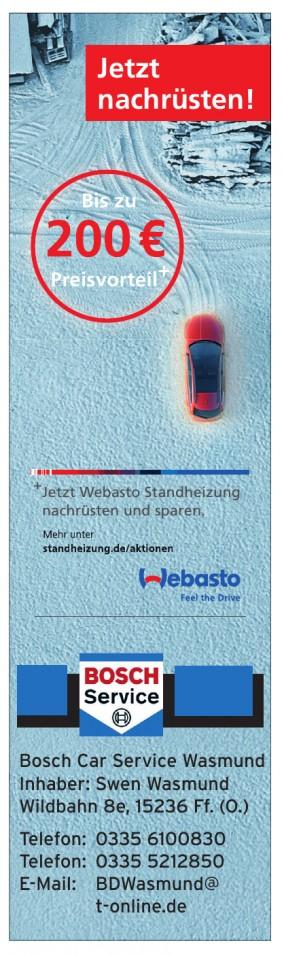 Bosch Car Service Wasmund