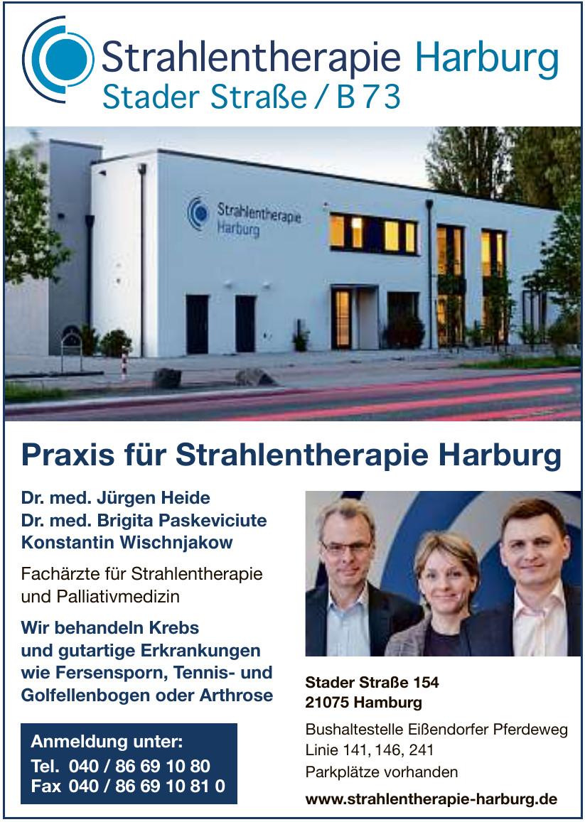 Praxis für Strahlentherapie Harburg