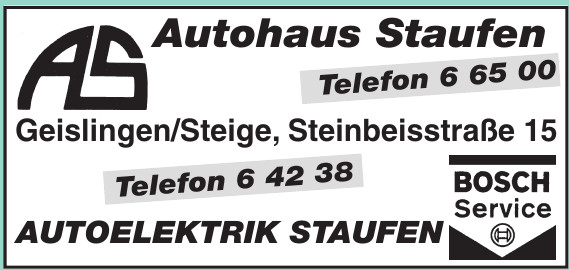 Autohaus Staufen