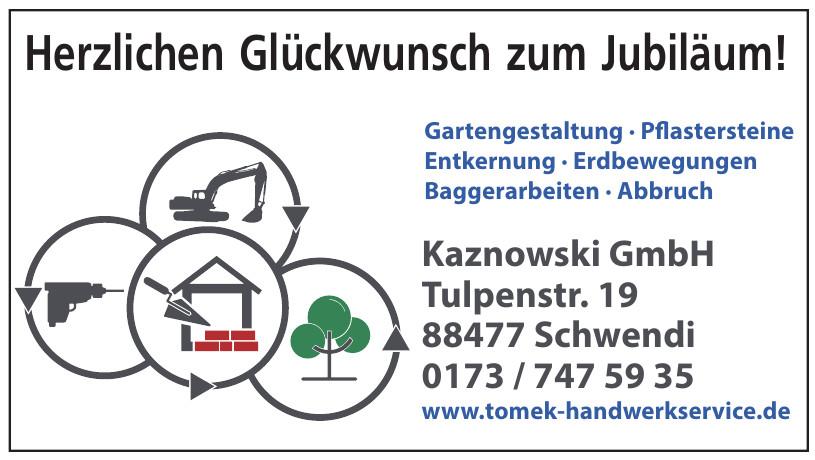 Kaznowski GmbH
