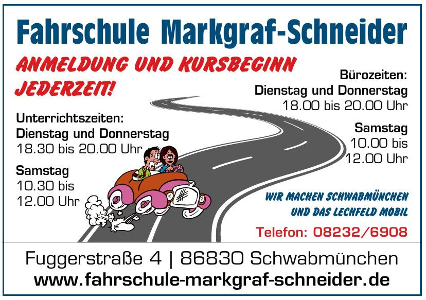 Fahrschule Markgraf-Schneider