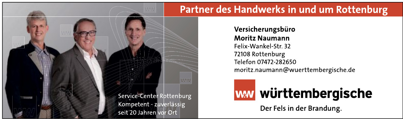 Württembergische Versicherungsbüro Moritz Naumann