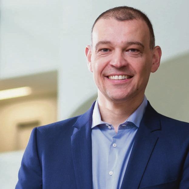 Robert Sillmannist seit Anfang des Jahres 2017 Geschäftsführer der WISTA-Management GmbH