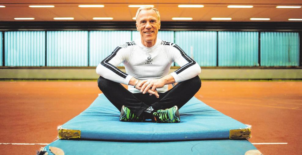 Experte in Sachen Gesundheit: Prof. Ingo Froböse, Leiter des Zentrums für Gesundheit durch Sport und Bewegung der Deutschen Sporthochschule Köln. BILD: SEBASTIAN BAHR/DEUTSCHE SPORTHOCHSCHULE KÖLN/DPA-TMN