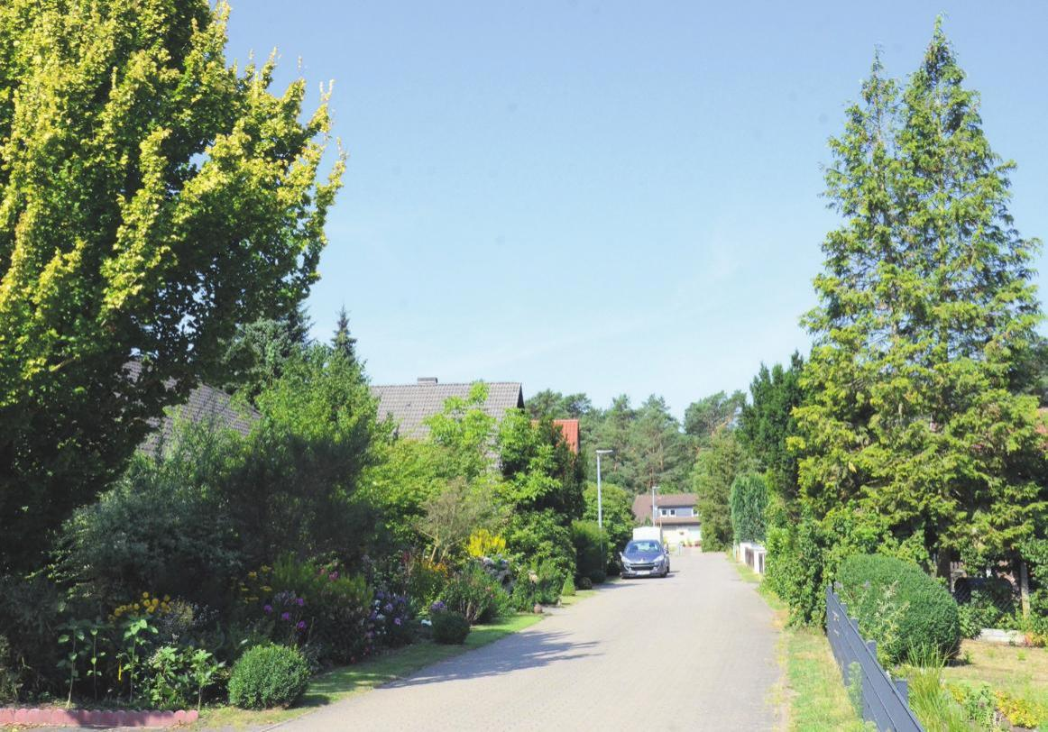 Für Grundstückseigentümer könnte es wegen der Straßenausbaubeiträge sehr teuer werden, wenn einmal die Sanierung einer Straße ansteht. Foto: Müller