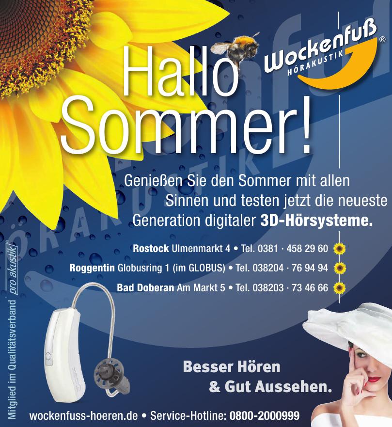 Wockenfuss Hörakustik