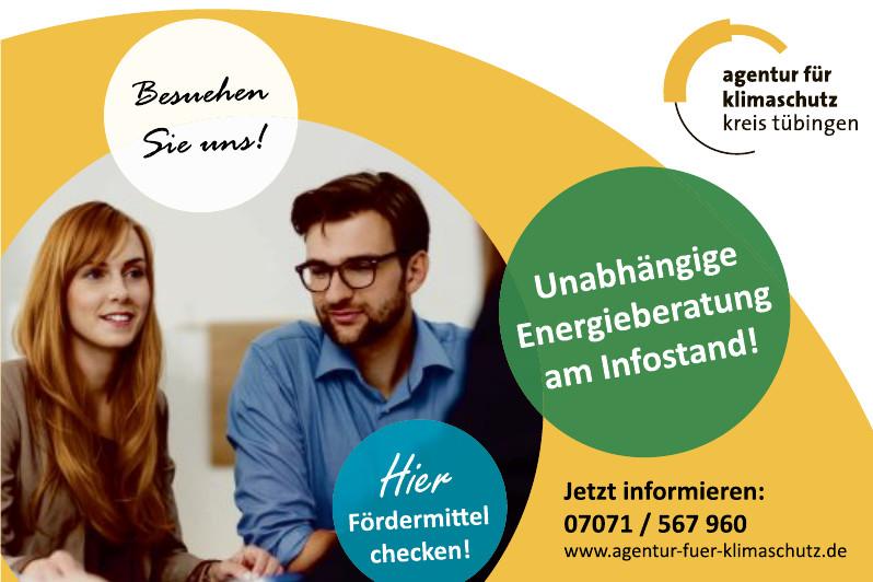 Agentur für Klimaschuzt Kreis Tübingen