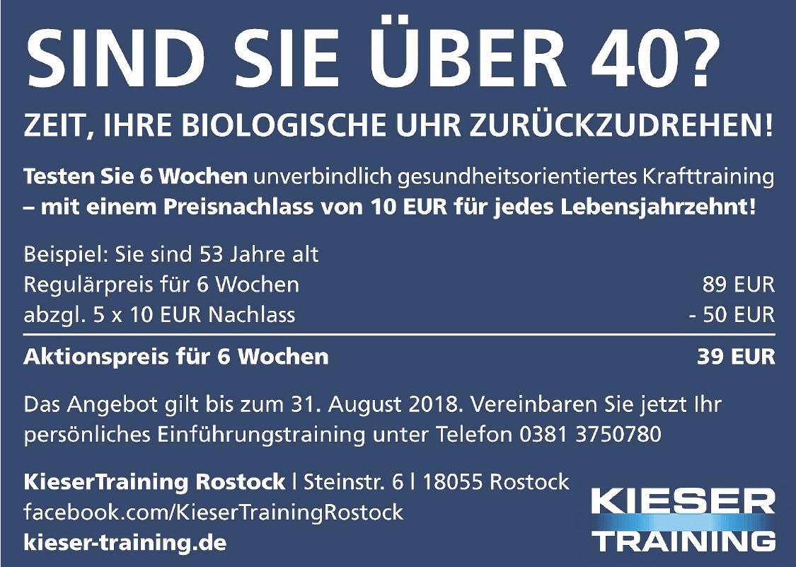 Kieser Training Rostock