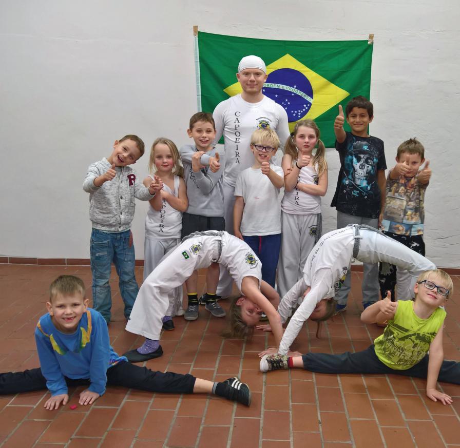 Martial arts meets dance and acrobatics Image 2