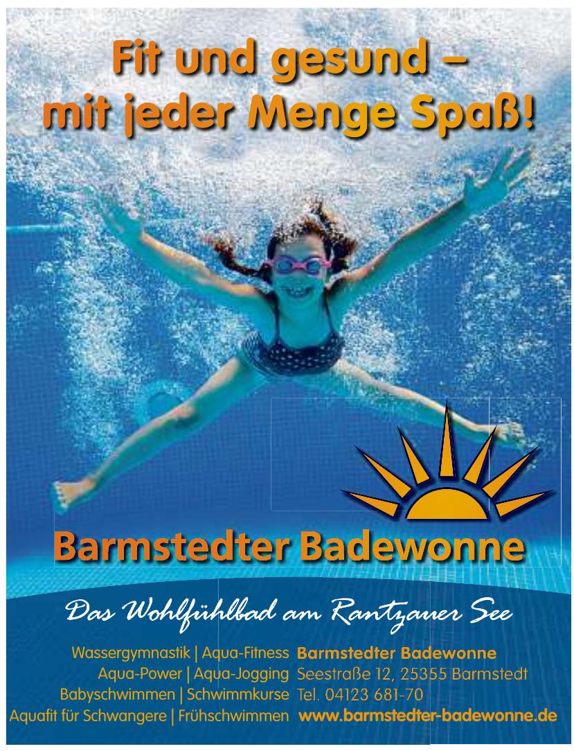 Barmstedter Badewonne