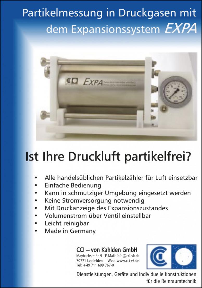 CCI – von Kahlden GmbH