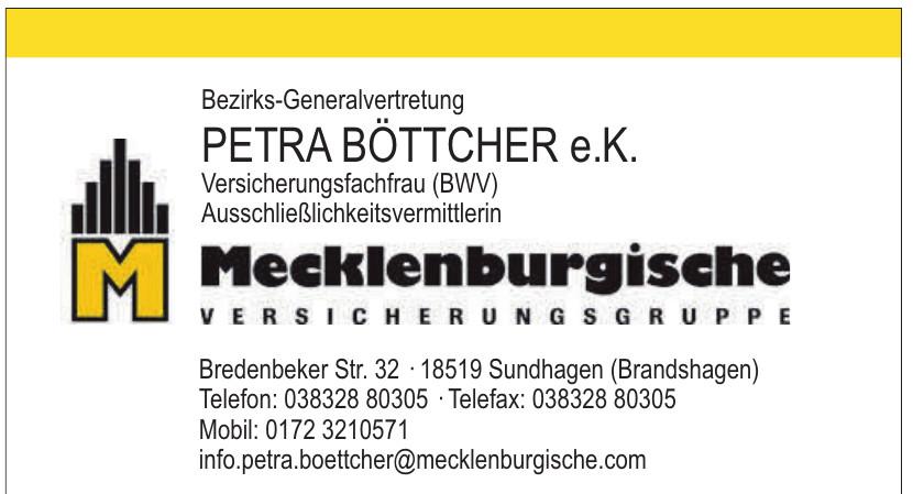 Petra Böttcher e.K.
