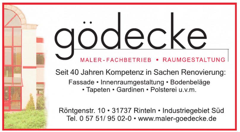 Malerbetrieb Ingo Gödecke
