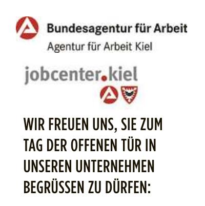Bundesagentur für Arbeit-Agentur für Arbeit Kiel