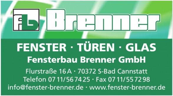 Fensterbau Brenner GmbH