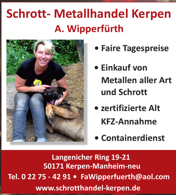 Schrott-Metallhandel Kerpen