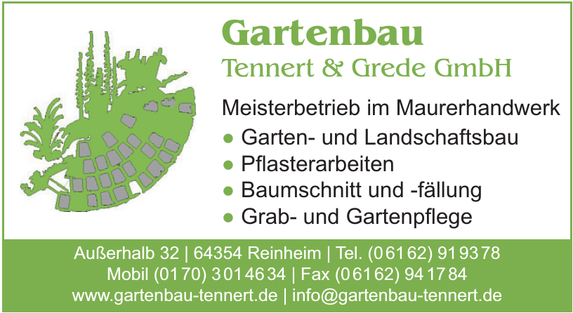 Gartenbau Tennert & Grede GmbH