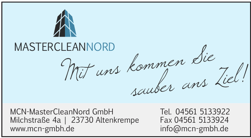 MCN-MasterCleanNord GmbH