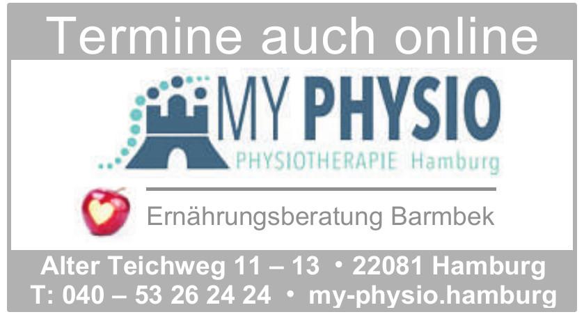 My Physio Hamburg