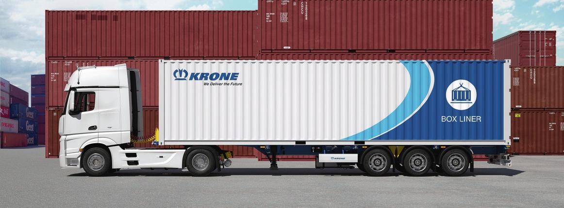 Container trucking calls for utmost flexibility.