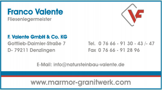 F. Valente GmbH & Co. KG