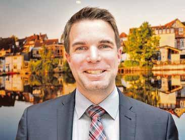 Celles Oberbürgermeister Dr. Jörg Nigge. Foto: Müller