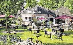Café Alte Sägerei, Jesteburg.