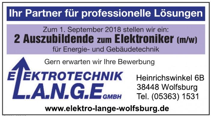 Elektrotechnik Lange GmbH