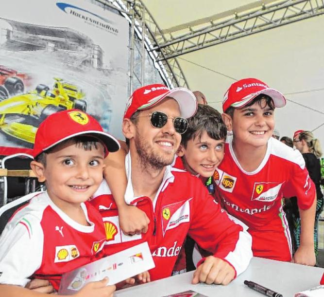 Formel-1-Heimspiel Image 2