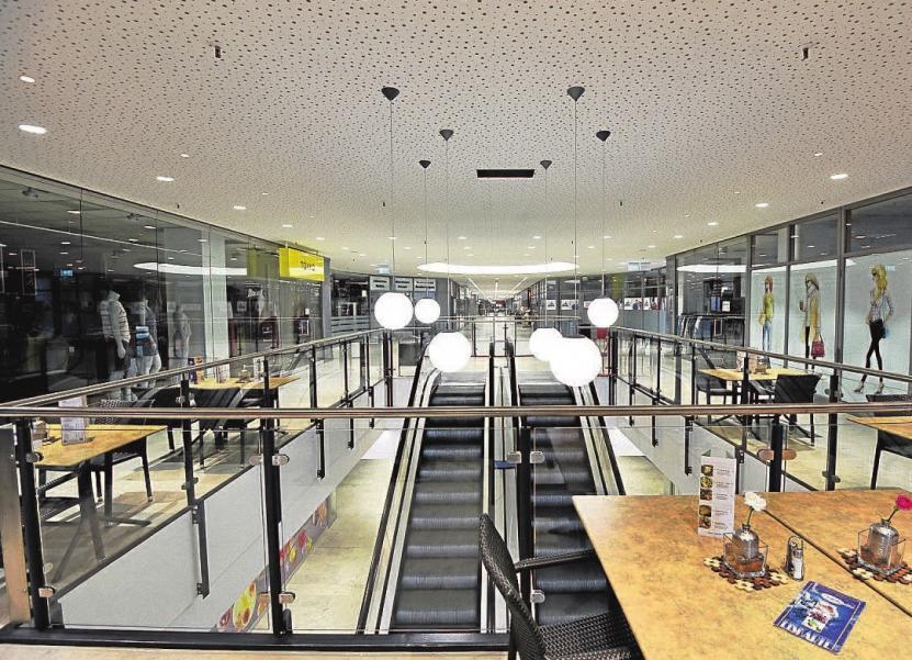 Geprägt von Licht, Helligkeit und zeitloser Eleganz bietet das City-Center-Gersthofen eine angenehme Wohlfühlatmosphäre. Foto: VIB Vermögen AG