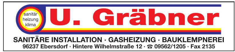 Ulrich Gräbner Sanitär und Heizung