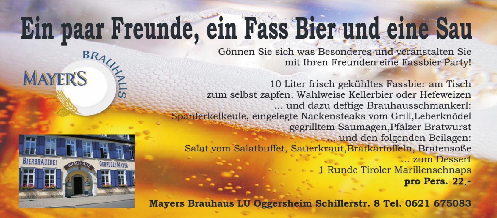 Mayers Brauhaus LU