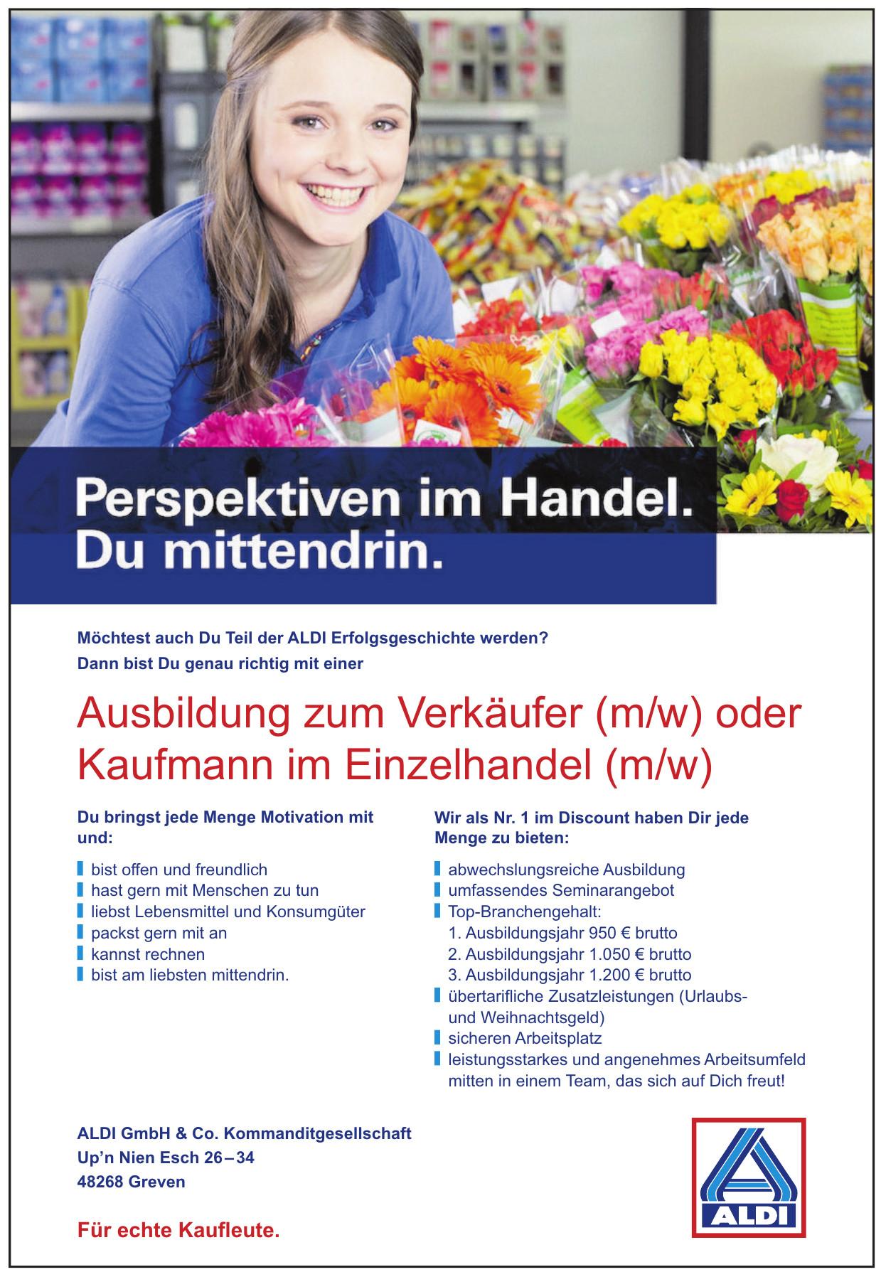 ALDI GmbH & Co. Kommanditgesellschaft