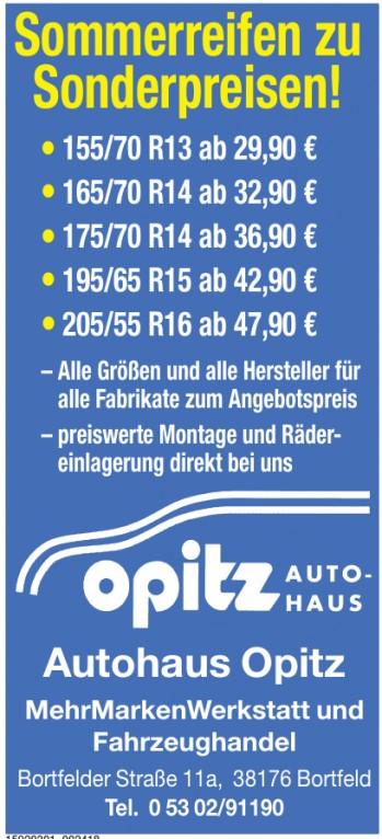 Autohaus Opitz