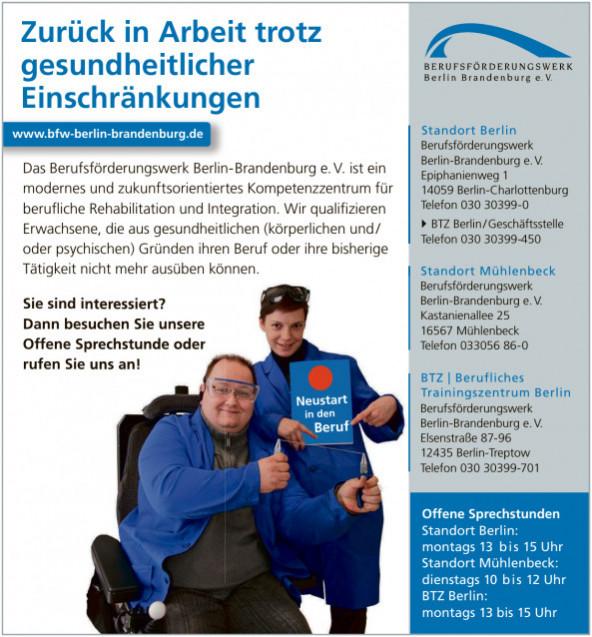 Berufsförderungswerk Berlin-Brandenburg e. V.