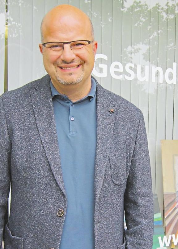Carsten Häntzsch hat seit dem 1. August drei neue Auszubildende in seinem Team beschäftigt. Foto: Ralf Steinhorst