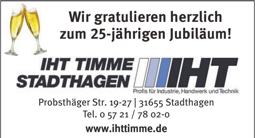 IHT Stadthagen