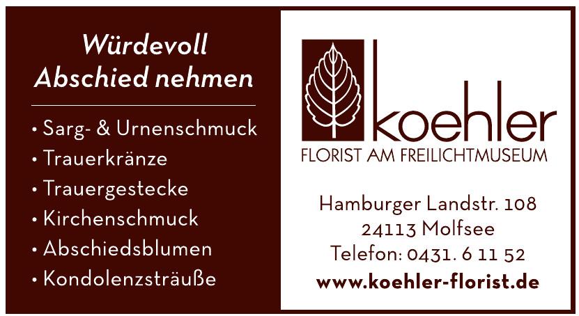 Florist Koehler