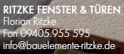 Ritzke Fenster & Türen - Florian Ritzke