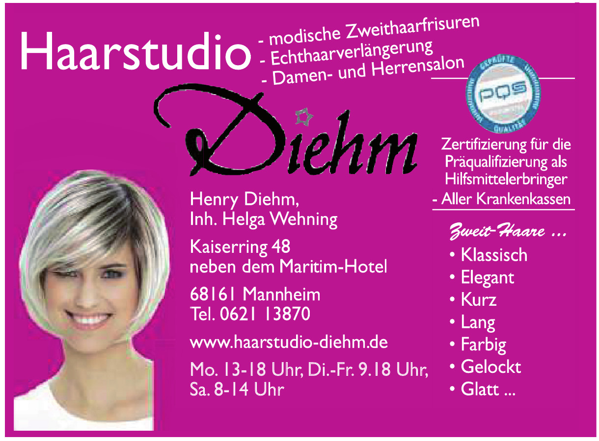 Haarstudio Diehm