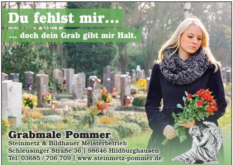Grabmale Pommer: Steinmetz & Bildhauer Meisterbetrieb