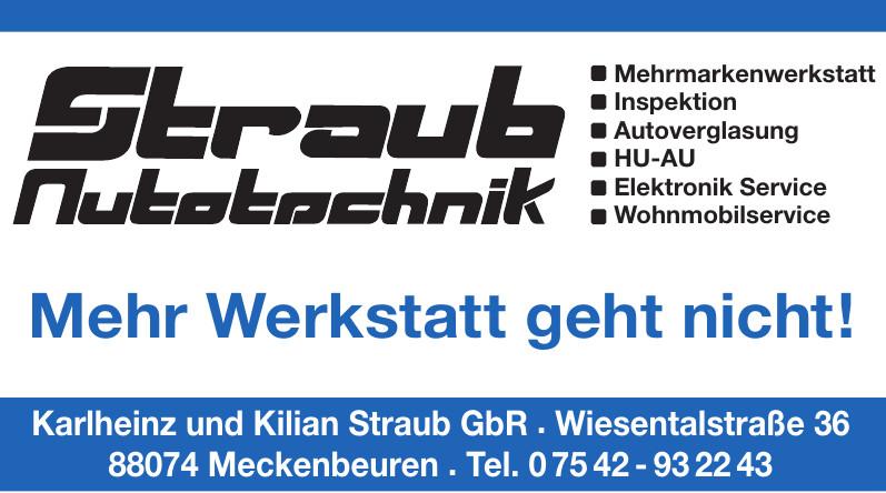 Karlheinz und Kilian Straub GbR
