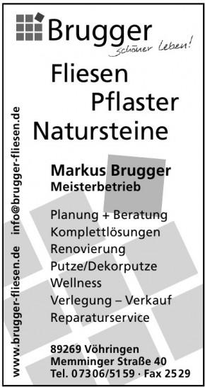 Markus Brugger Meisterbetrieb