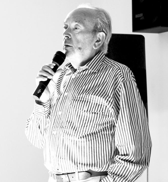Celino Bleiweiss. Foto: Stiftung niedersächsische Gedenkstätten