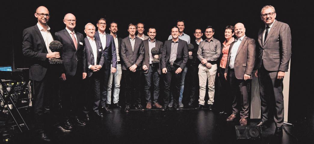 Mannheimer Existenzgründungspreis MEXI für Freiberufler und Unternehmer