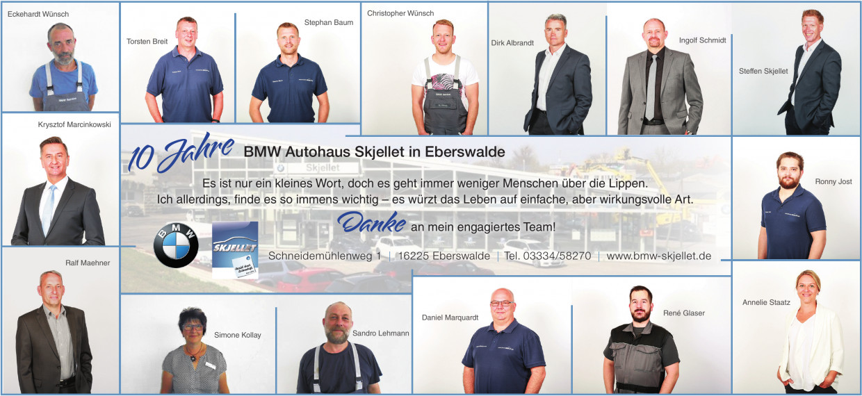 BMW Autohaus Skjellet GmbH