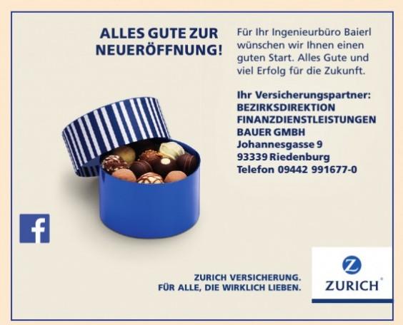 Finanzdienstleistungen Bauer GmbH