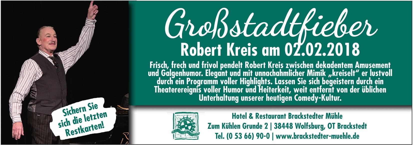 Hotel und Restaurant Brackstedter Mühle