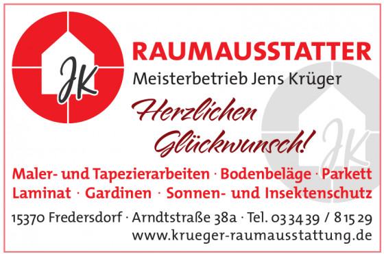 Meisterbetrieb Jens Krüger